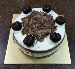 Black Forest Cake 15cm Round