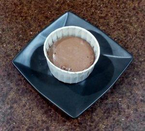 Dark Chocolate Miniature Cheesecake