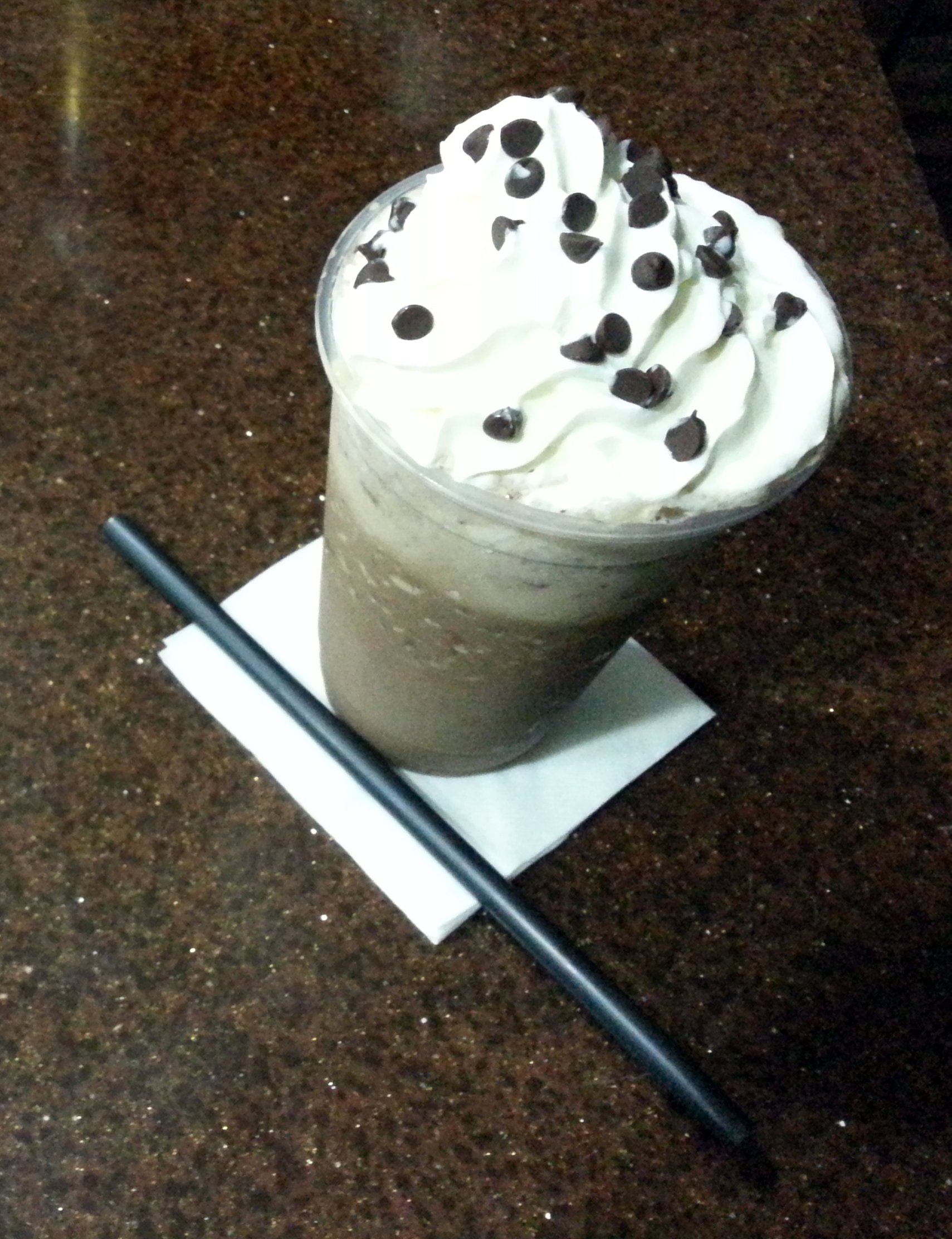 Frappes (Iced Blended) & Smoothies | fRoZ BAKERY