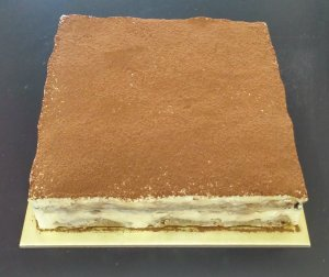 Tiramisu - Whole (Non-Alcohol)