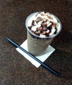 Triple Chocolate Frappe