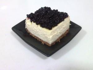 Wild Blueberry Cheesecake